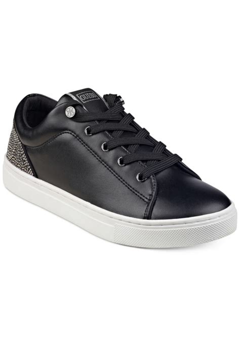 Guess S guess guess s jollie lace up sneakers s shoes