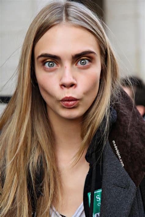 Cara Model models jam cara delevingne sepmteber 2012