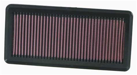 Suzuki Sx4 Air Filter K N Designs Lifetime Replacement Air Filter For Suzuki Sx4