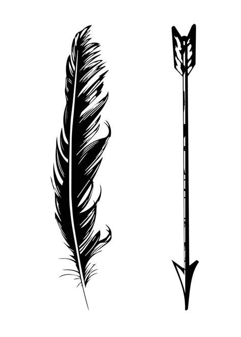 simple arrow tattoo design 21 best neck tattoos images on ideas