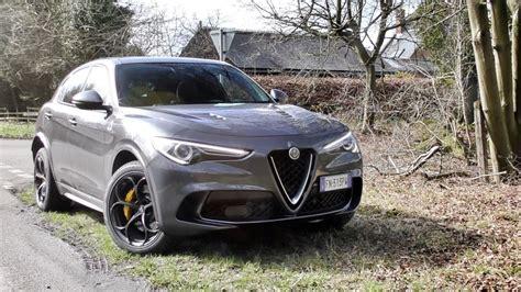 Buy Alfa Romeo by Why Would You Buy The Alfa Romeo Stelvio Quadrifoglio
