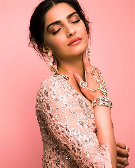 What Goes With Red by Pix Sonam Kapoor Wows Cannes Rediff Com Movies