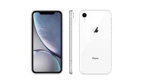 apple iphone xr mry52 64gb white harvey norman singapore