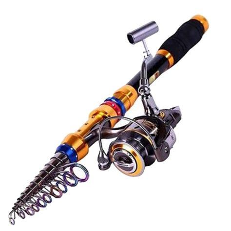 swing set troline combo zanlure carbon telescopic fishing rod and reel combos