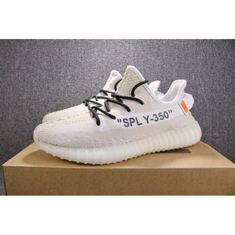 Promo Adidas Yeezy Sply 350 adidas yeezy boost sply 350 v2 white white shoes