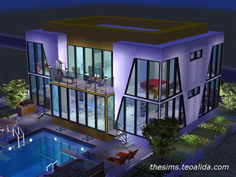 Green Home Designs Floor Plans the sims house downloads home ideas and floor plans part 3