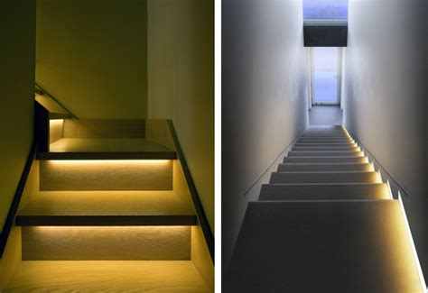 Led Light Strips For Stairs 5 Brilliant Uses For Motion Activated Led Lights