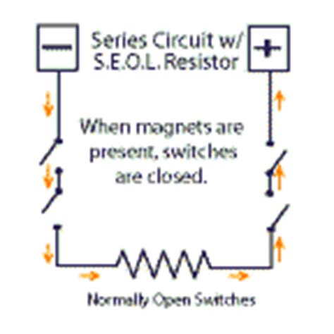 how do eol resistors work wiring basics article 1 for diy alarm systems
