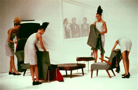 Fashion Or Furniture? UK Designer Hussein Chalayan?s Fashion Forward Clothing