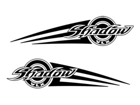 Honda Shadow Aufkleber by Shadow Vt600 Vlx 2003 Set Eshop Stickers