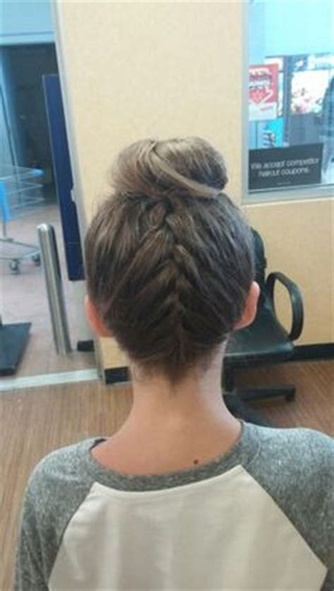 ahort hair dancer escorts jaden s dance recital hair by myself hair pinterest