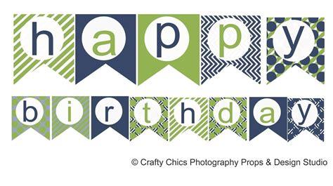 Happy Birthday Banner Template Printable World Of Label Birthday Banner Template Free