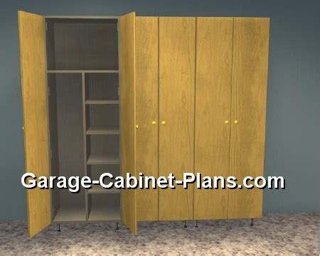 garage cabinets plywood garage cabinets plans 6 ft garage storage towers 15 quot deep garage cabinet plans