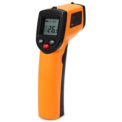 Jual Thermometer Non Contact 1 pcs lcd digital display gm320 infrared thermometer laser non contact temperature tester ir
