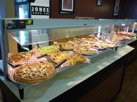 Best Pizza Buffet By Far Review Of Godfather S Pizza Godfathers Pizza Buffet Hours