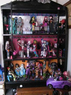 monster high wooden doll house monster high school doll house bookcase kit mad science