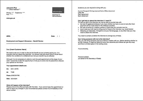 Esa Appeal Letter Exle tax credits letter asking for bank statements juzdeco
