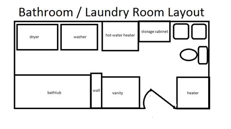 laundry room floor plans at home at work at play bathroom laundry room storage