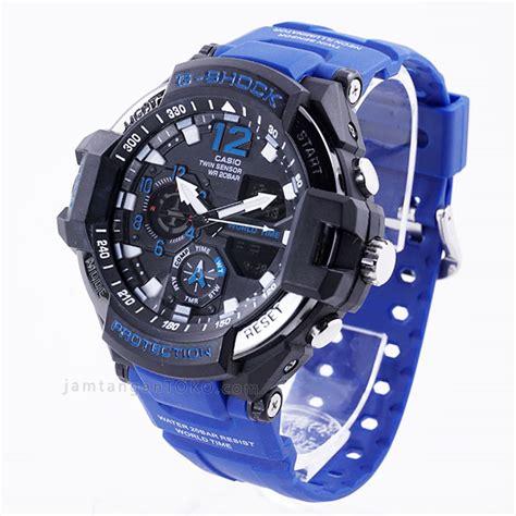 Gshock Biru Biru harga sarap jam tangan g shock ga 1100 biru