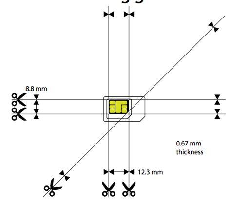 cortar un pdf c 243 mo cortar una tarjeta sim en microsim o nanosim