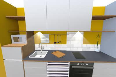 Salle A Manger Retro 2415 by Cuisine Projet K Julie Berque Architecture Int 233 Rieure