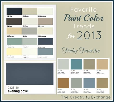 popular interior colors 2013 room paint ideas 2526
