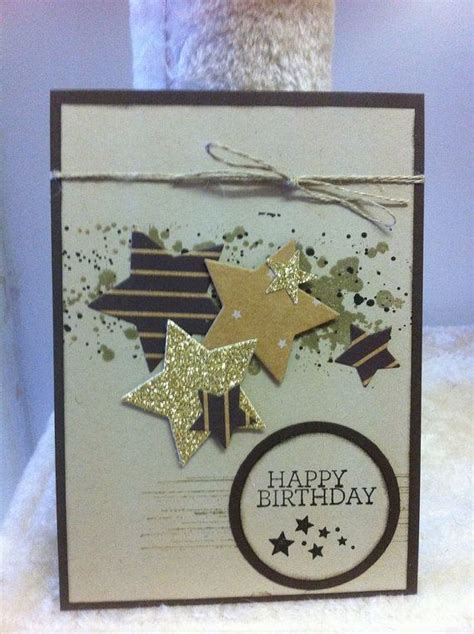 Handmade Cards Stin Up - 25 best ideas about handmade birthday cards on