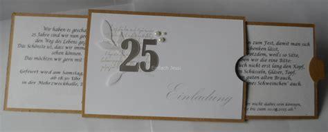 Einladungskarten Gestalten Silberhochzeit by Einladungskarten Zur Silberhochzeit Selbst Gestalten