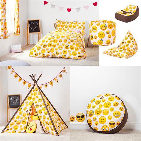 Emoji Girl Design Children's Bedding & Bedroom Furniture