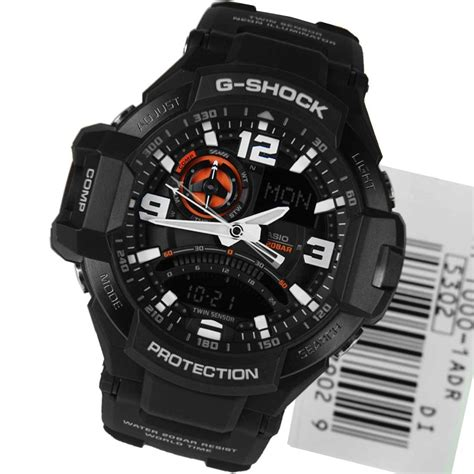 Casio Ga 1000 casio g shock analog digital ga 1000 1a ga1000
