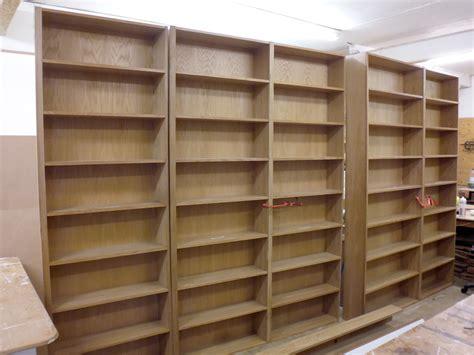 bookshelves oak oak bookshelves 187 richard sothcott brighton carpentry