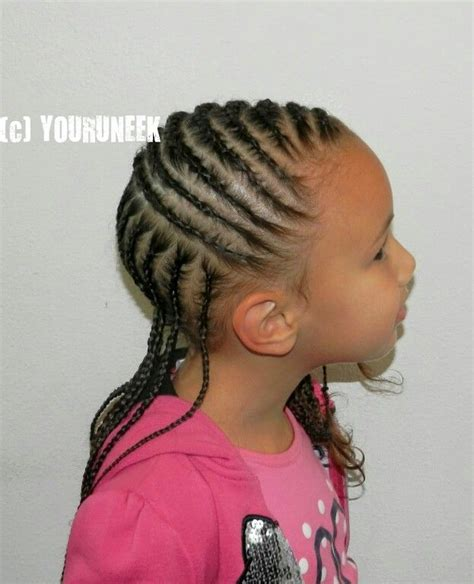kids cornrow hairstyles pictures kids cornrows natural kids cornrows pinterest