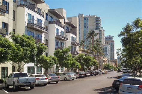Apartments In San Diego Ca Downtown Cortez Hill Downtown San Diego Condos
