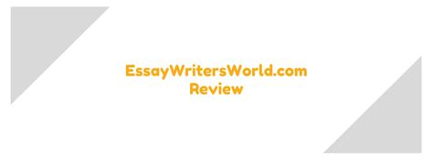 Essay Writer World Reviews by Essaywritersworld Review Scored 6 2 10 Studydemic
