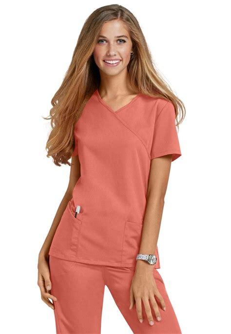 Tophia Top In Orange 52 best our favorite scrubs orange images on