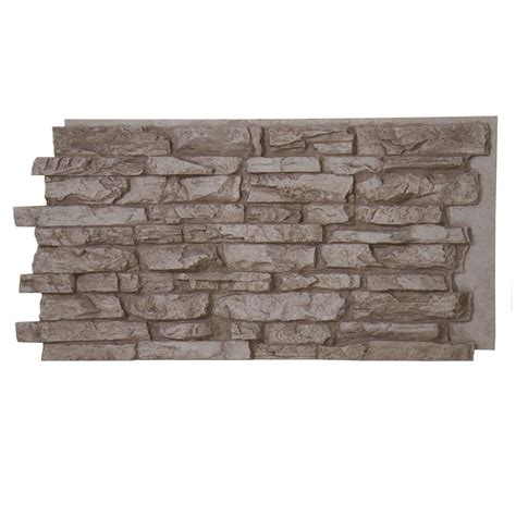 superior building supplies denalia faux panel 1 1 4
