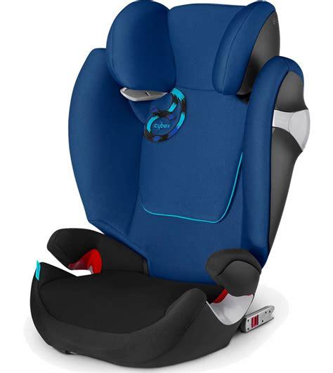 cybex booster seat usa cybex solution m fix booster car seat true blue