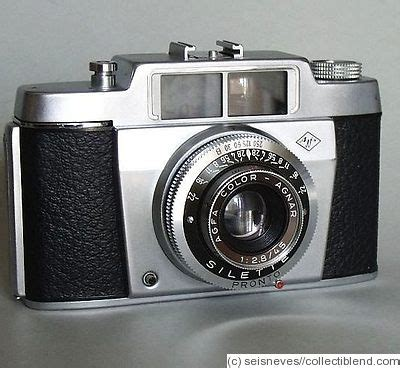 Agfa Silette Type 4 Price Guide Estimate A Camera Value