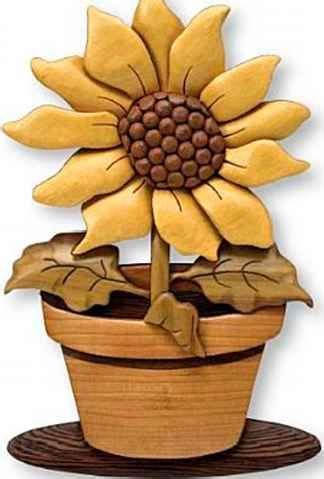sunflower pattern coreldraw 1002 besten scroll saw patterns bilder auf pinterest