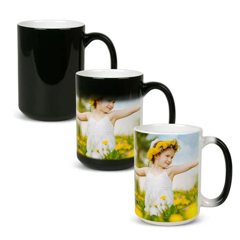 color changing mugs personalized color changing mugs custom photo magic mugs