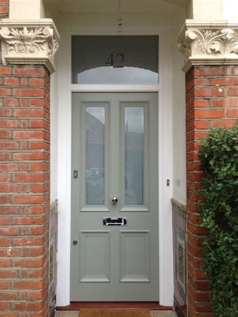 best paint for exterior door modern country style the best grey front door paint colours