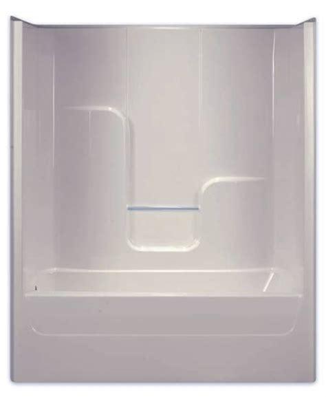 Aquarius Shower by Aquarius Bathware G6004tsl Endurance Lh White Fiberglass