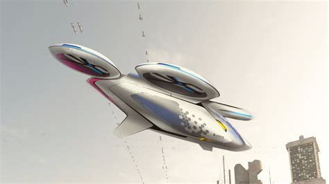 Flying Car Airbus by Airbus Autonomous Flying Car Feasible Testing Due To