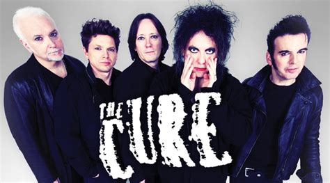 The Cured 91x welcomes the cure back to san diego 91x fm