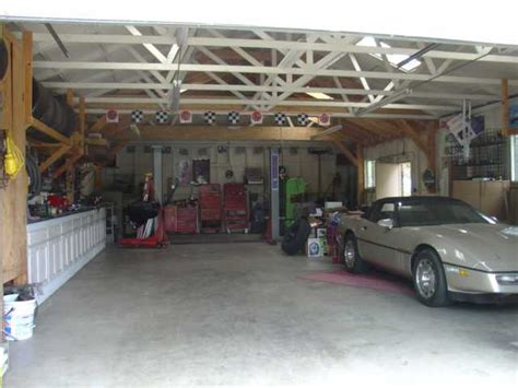 six car garage auto shop six car garage home has everything for you now