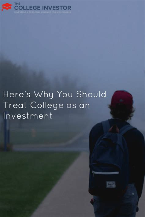 Do You Treat Clothes As Investments by Here S Why You Should Treat College As An Investment