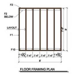 shed floor plan shed floor plans how to build a storage shed the floor