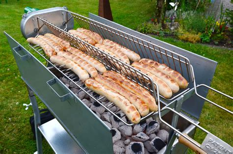 Automatic Grill by Automatic Broiler And Bbq System 70 100cm Buy Bbq Grills