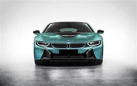 bmw supercar blue scarica sfondi bmw i8 vista frontale 2017 autovetture