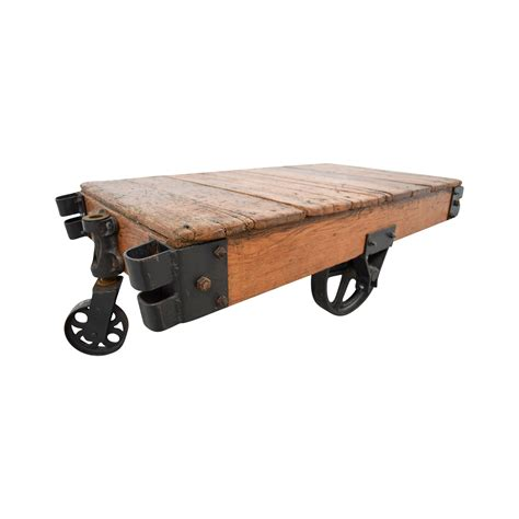Rustic Coffee Table On Wheels 49 Restoration Hardware Restoration Hardware Rustic Coffee Table With Wheels Tables